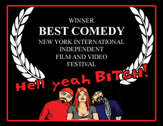 BEST COMEDY FEATURE AT THE  NYIIFV
